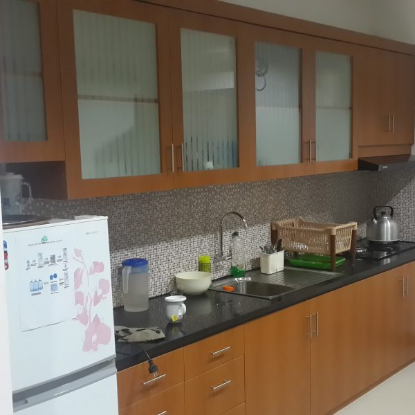 Desain Interior Dapur Kantor Rektorat Atma Jaya Persada Interior