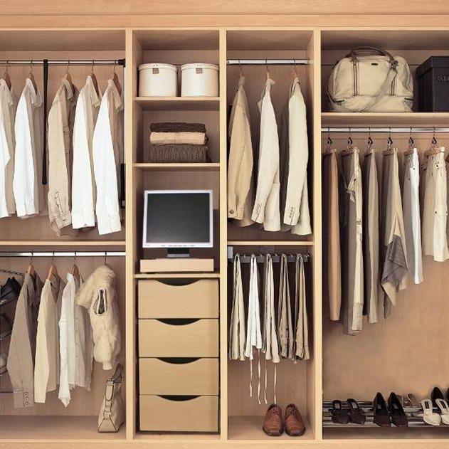 Tips Membuat Lemari Pakaian untuk Kamar yang Sempit | Persada Interior