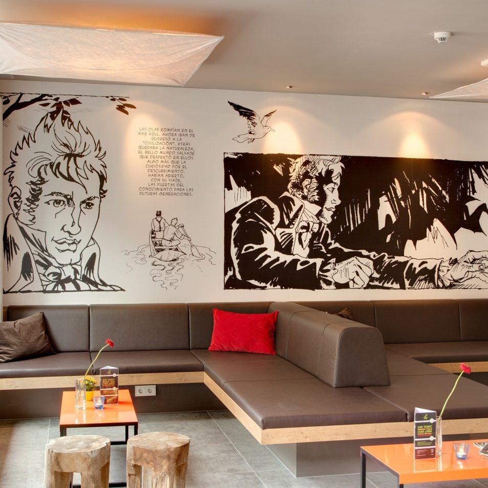 Tips Membuat Desain Interior Cafe Baru