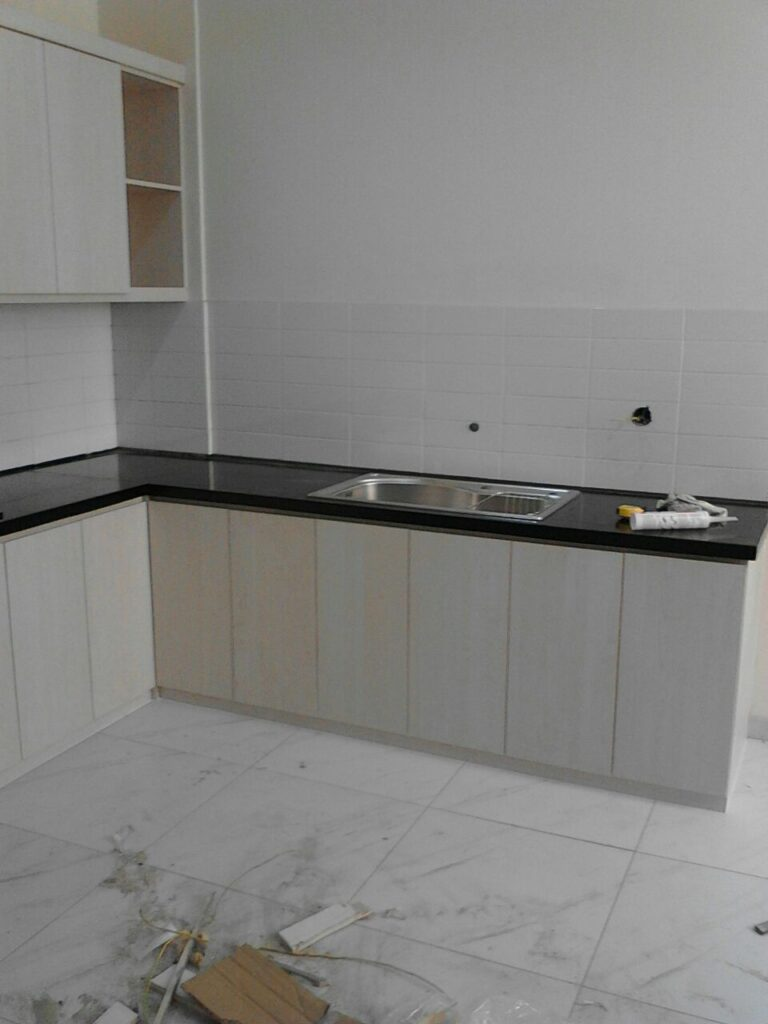 Kitchen set dapur bersih puri kembangan 2