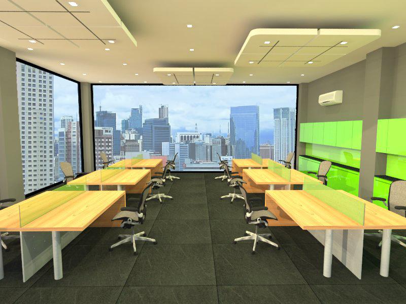 Desain Interior Kantor 3