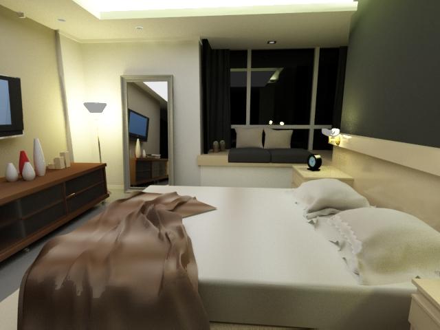 desain interior apartemen 4