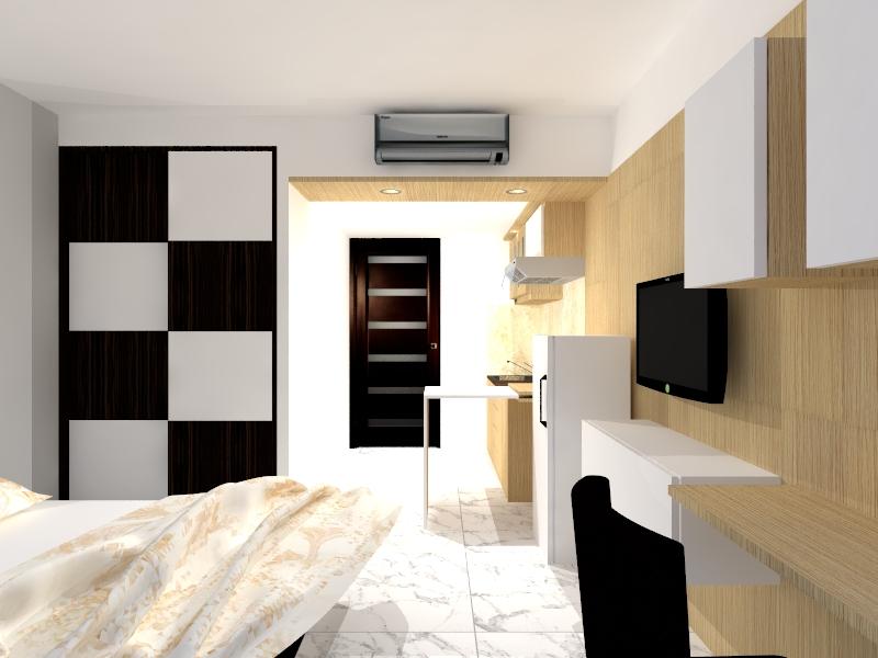 desain interior apartemen 1