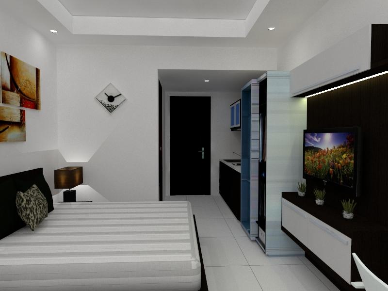 desain interior apartemen 2